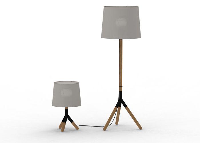 Jesper Kthomsen: Mater, Lathe lamp