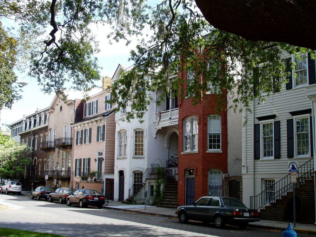 Savannah, GA : Savannah, GA | Bucket List | Savannah chat ...
