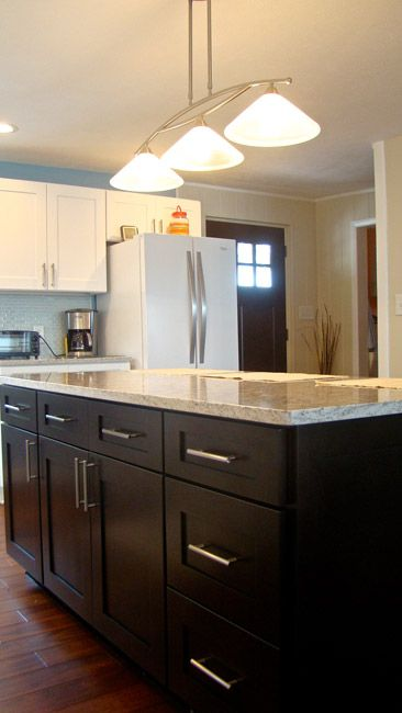 I Purchased The White Shaker And Pepper Shaker Cabinets For Our