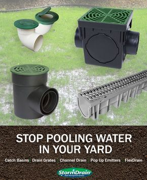 Keeping Pooling Water Away From Your Home Is Crucial In