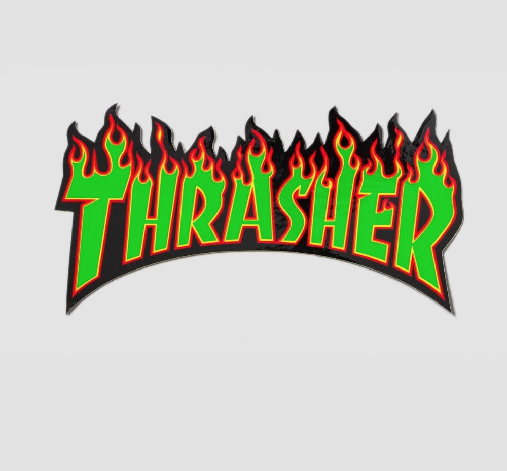 Thrasher hoodie Thrasher aesthetic Thrasher outfit