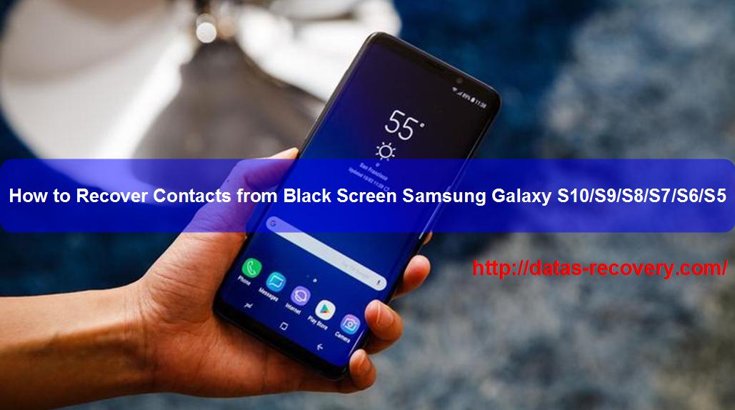 samsung galaxy s5 contacts recovery