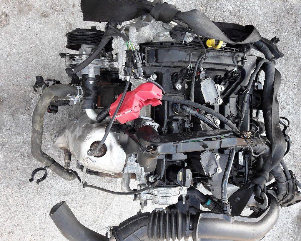 Engine Ford Fiesta Mk8 1 1 12v 63kw Xyja Xyjb Xyjc Ecoboost Eco