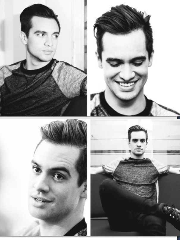 Panic At The Disco Brendon Urie Panic At The Disco Pinterest