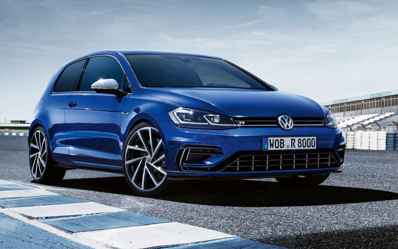 2018 Vw Golf R Release Date Specs And Price Shortly Volkswagen Unveiled The