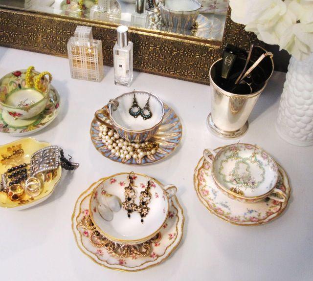 more tea cups :D