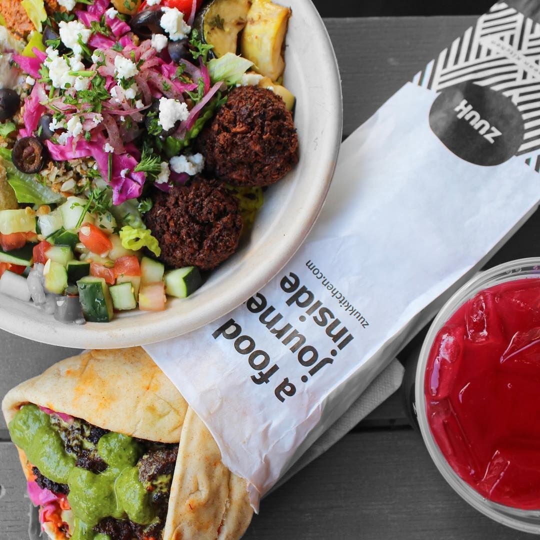 Pin Pa Fast Casual Packaging Study
