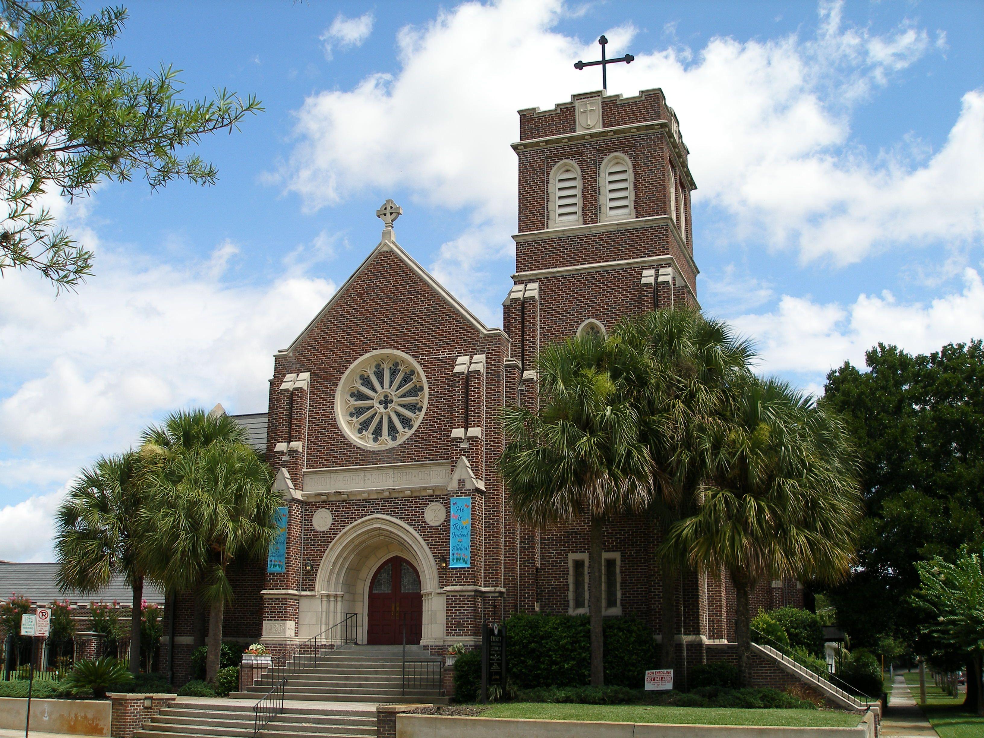 Trinity Downtown Lutheran Church At Orlando Fl Central Florida Wedding Venues Orlando Wedding Venues Florida Wedding Venues Wedding Venues Orlando Fl
