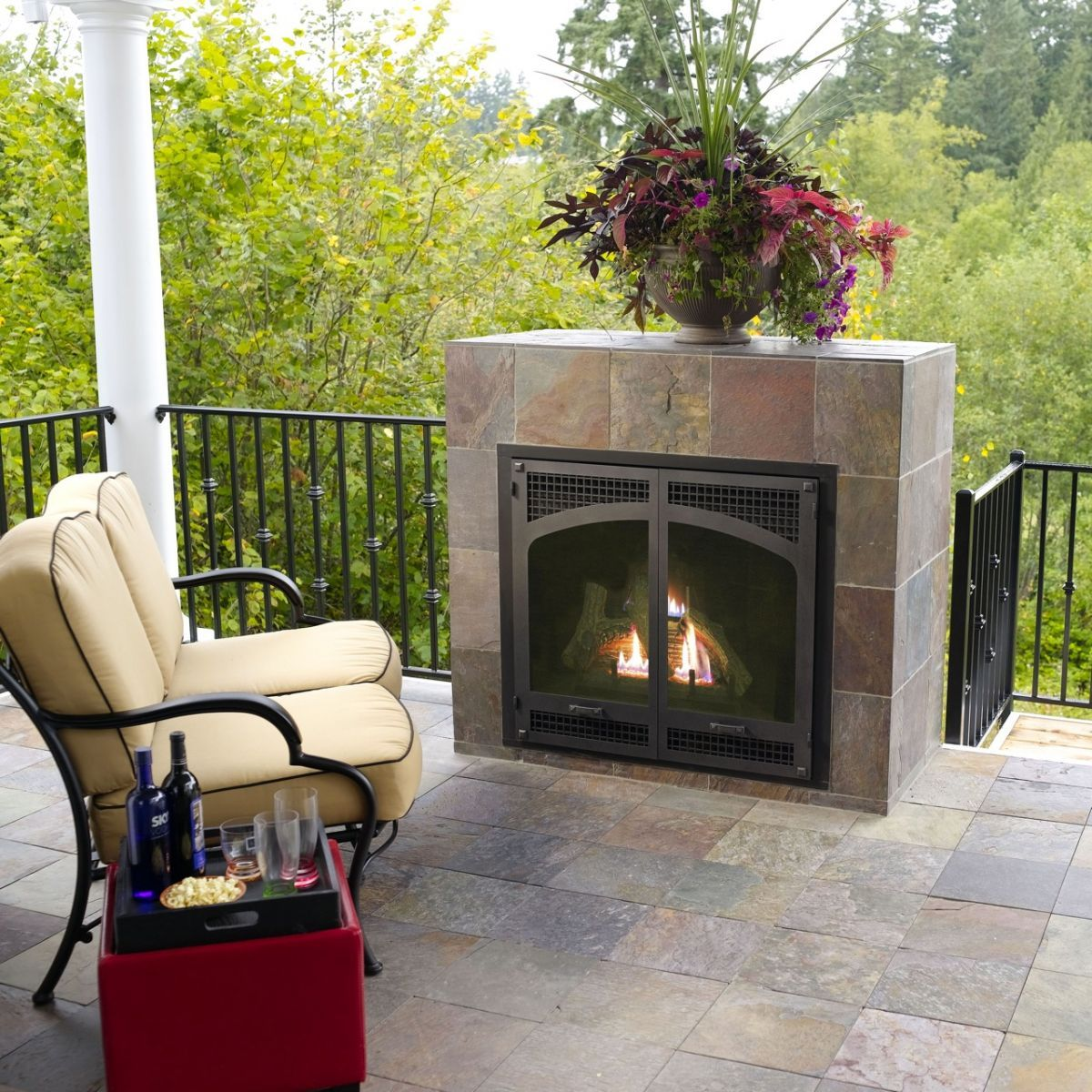 Pin By Rachel Bukey On Outdoor Room Outdoor Fire Pit Kits Small