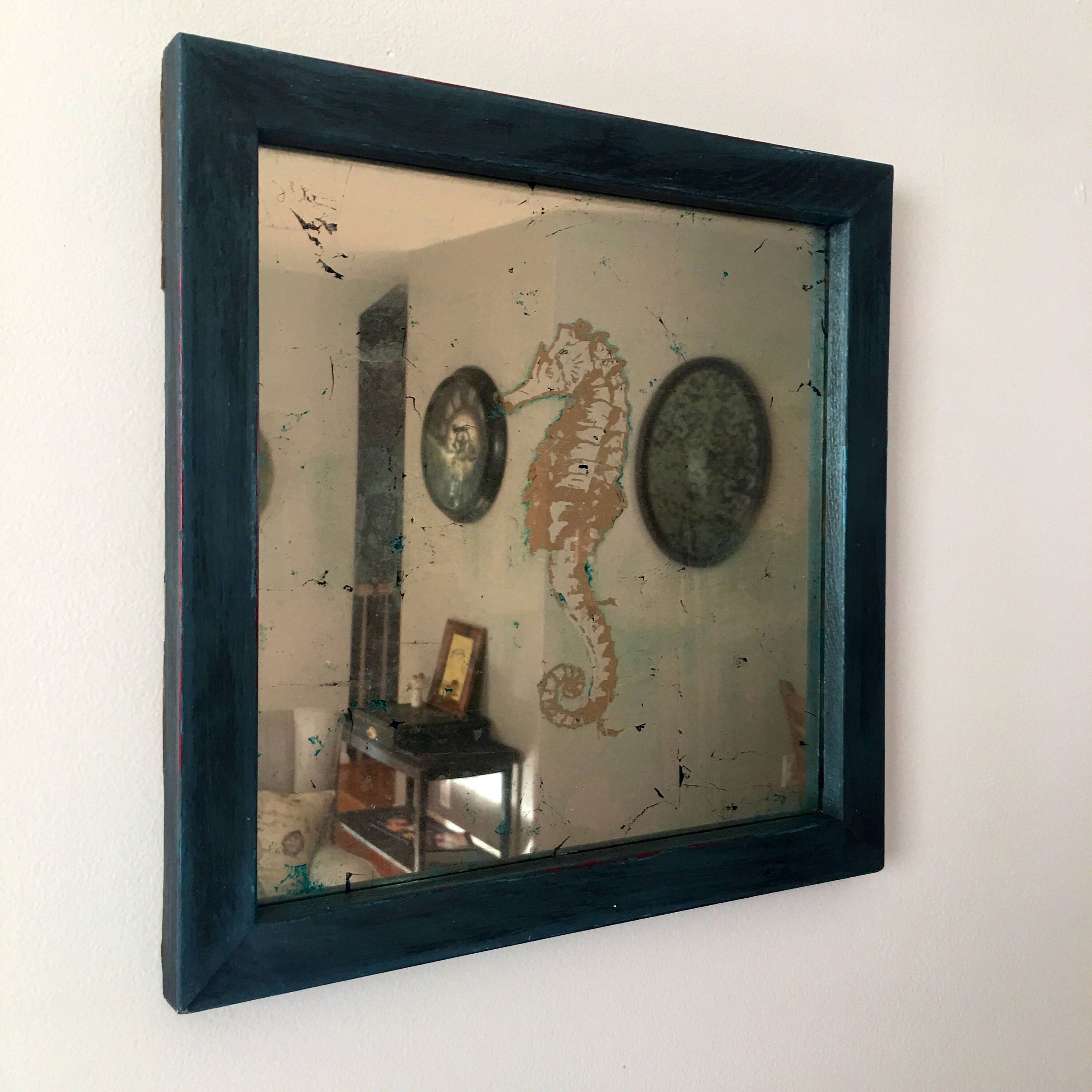 gifts frame decor shabby art beach white fisherman canvas print home picture wahoo nautical wall products black fish