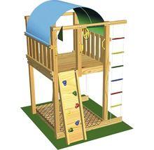 spielturm jungle gym villa ohne rutsche 498 gartenhaus spielhaus pinterest spielturm. Black Bedroom Furniture Sets. Home Design Ideas