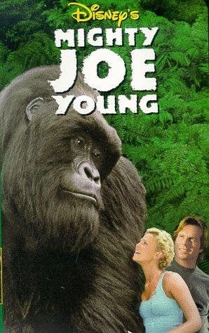 Mighty Joe Young (1998) Moving pictures! What is this madness!? Or