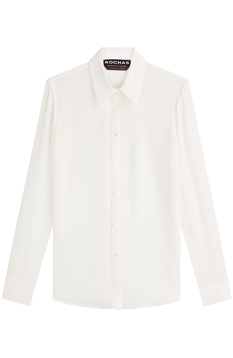 6211051c515e5 ROCHAS Chemisier En Soie.  rochas  cloth  chemises et blouses ...