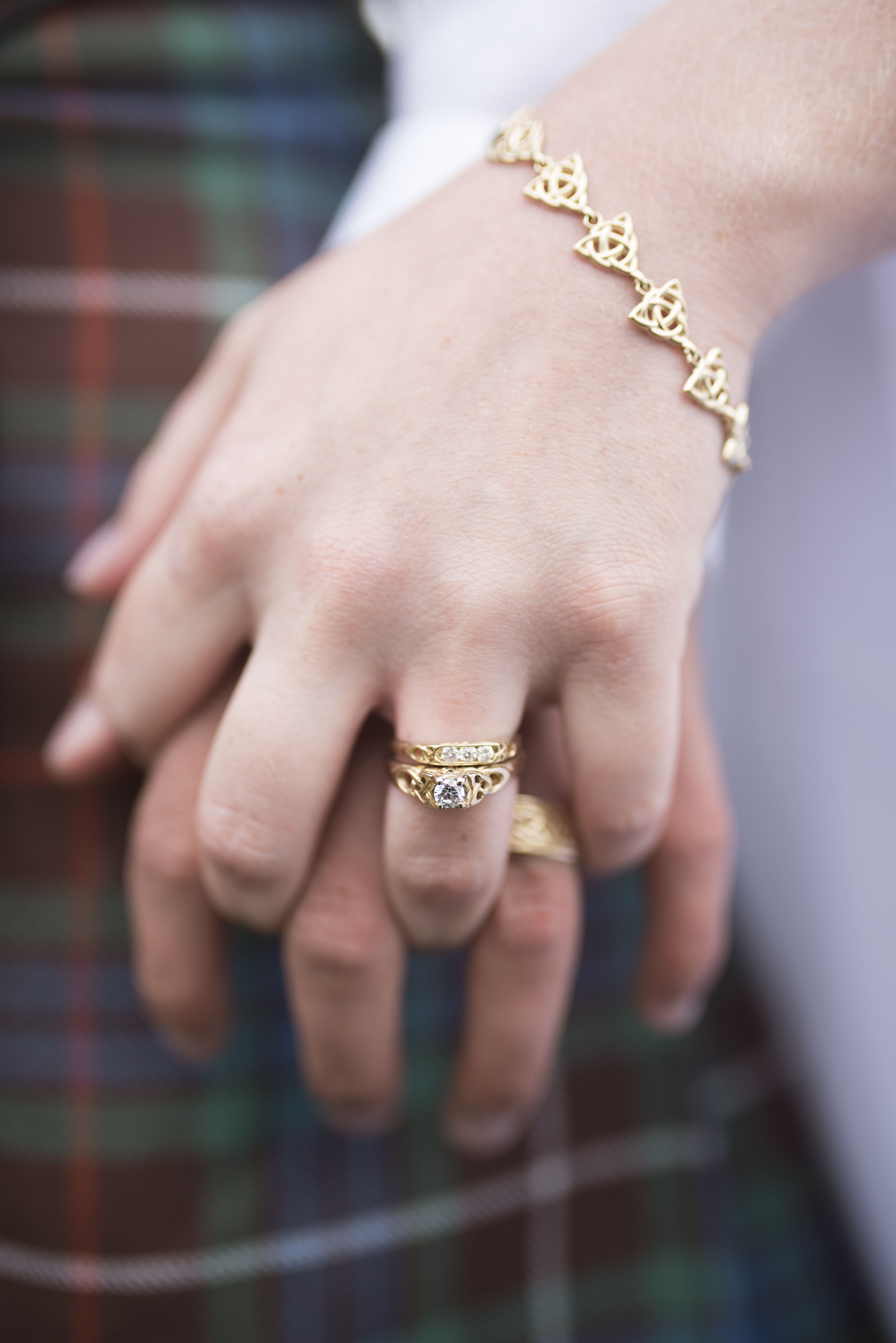 Cathedral Diamond Engagement Ring | Engagement ring photos ...