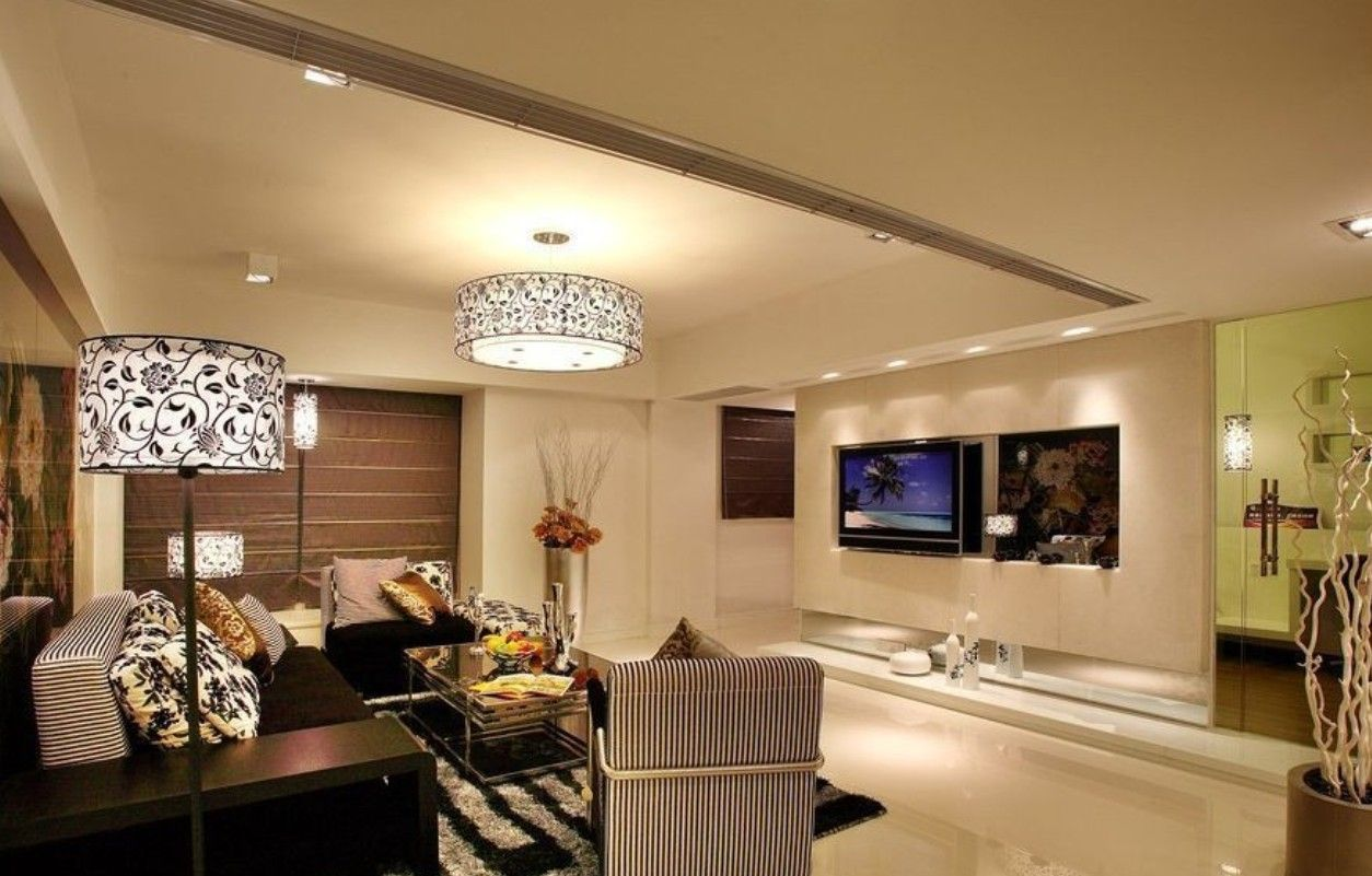 Cool Overhead Lighting Ideas For Living Room
