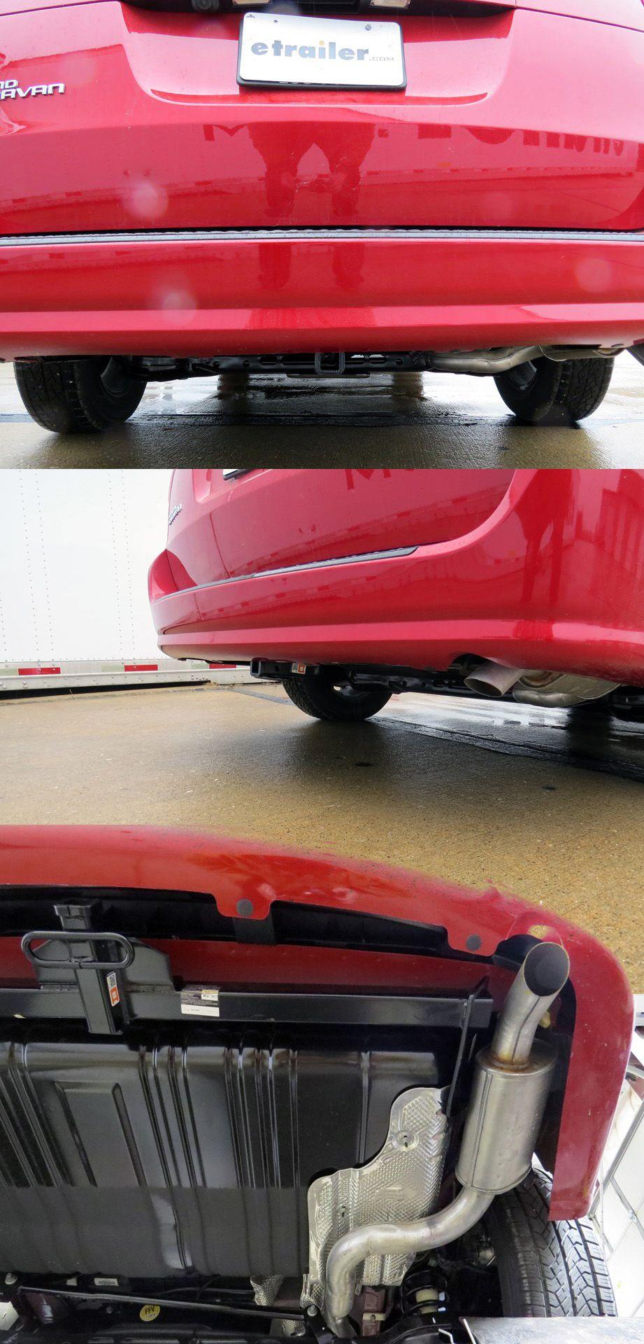 2015 Dodge Grand Caravan Trailer Hitch Draw Tite Grand Caravan Trailer Hitch Trailer Hitch Installation