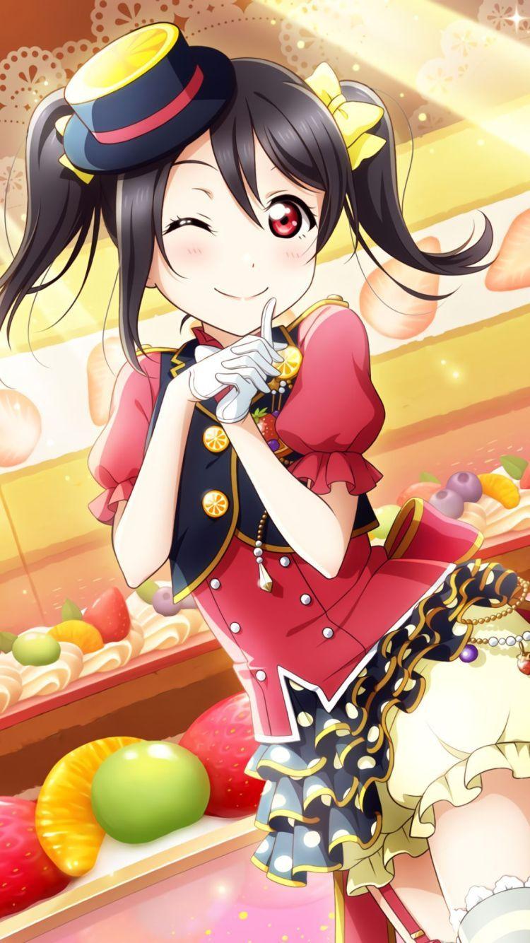 Ghim Của Serena Hilary Tren Love Live School Idol Anime Dễ