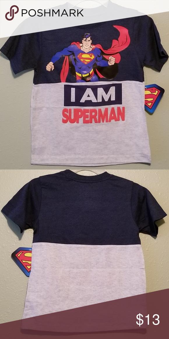a40f1267e2b I Am Superman Shirt