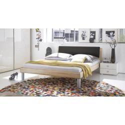 Photo of Letto di design Hasena Mendo, 180×200 cm, noce HasenaHasena