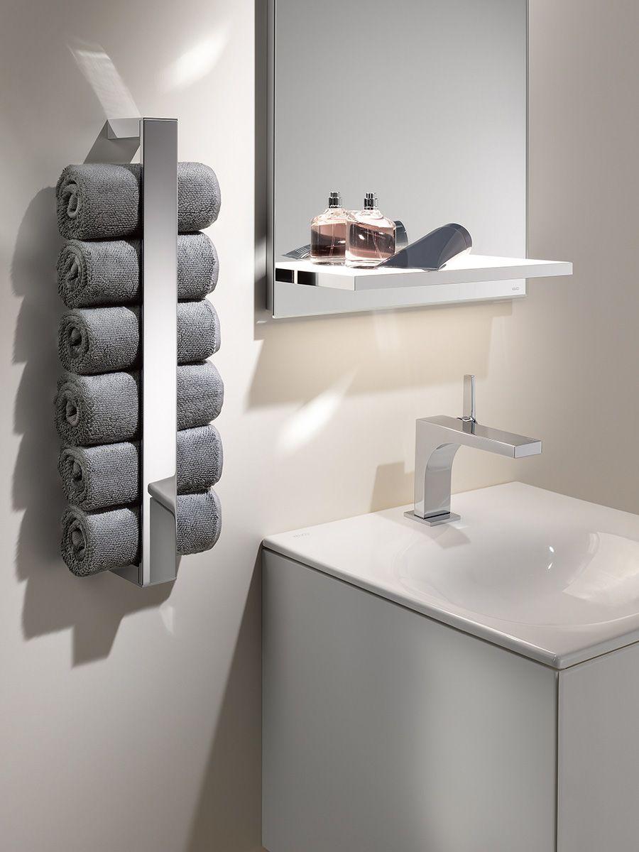 Edition 11 Das Innovative Einrichtungskonzept Von Keuco Bietet Individuelle Losungen Fur Die Kreative Und Badezimmer Dekor Badezimmer Checkliste Neues Bad