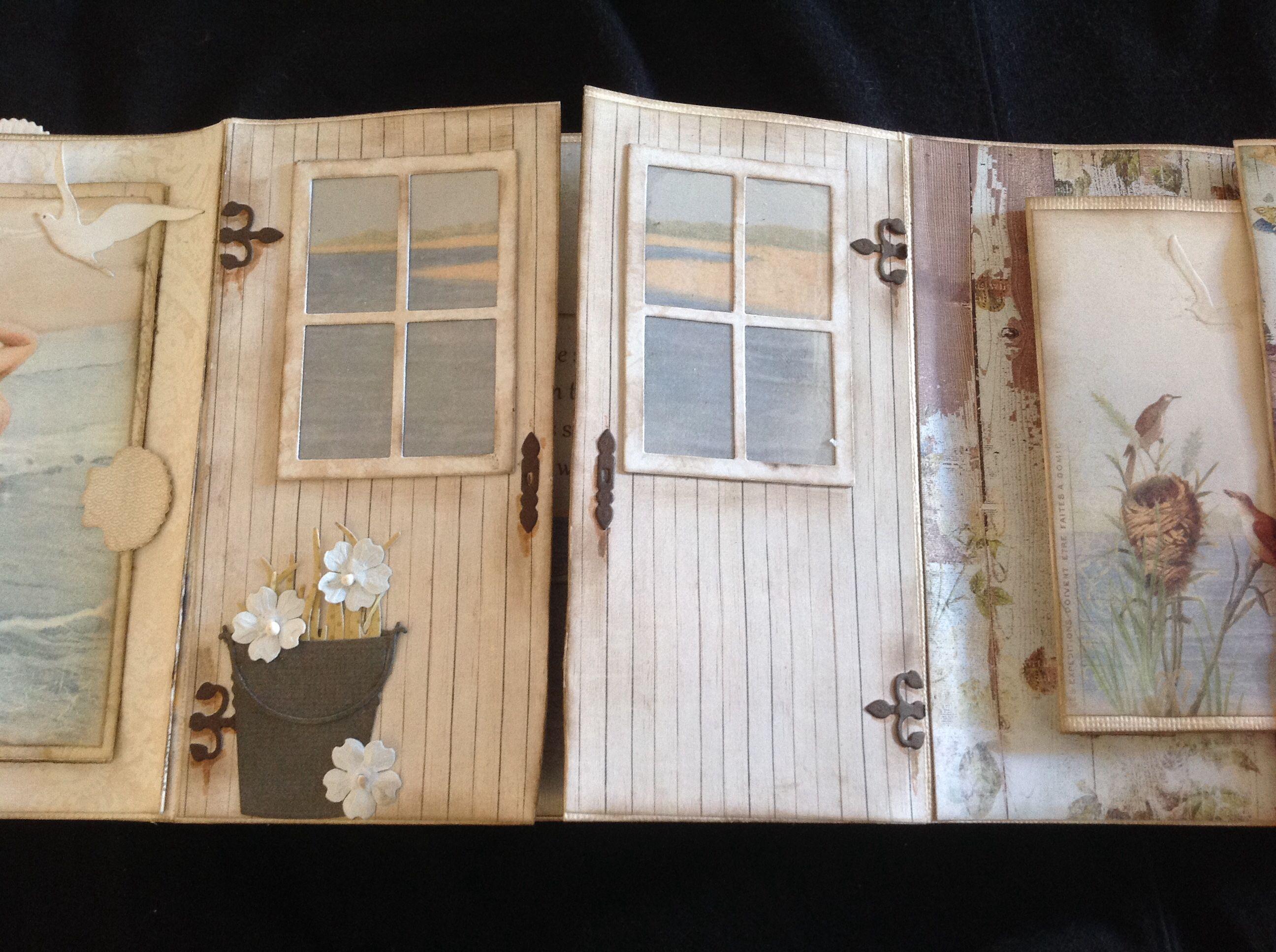Pion Shoreline Treasures Mini Album Page 7
