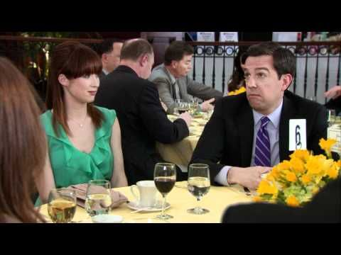 The Office Garden Party Youtube The Very Last Scene Discusses