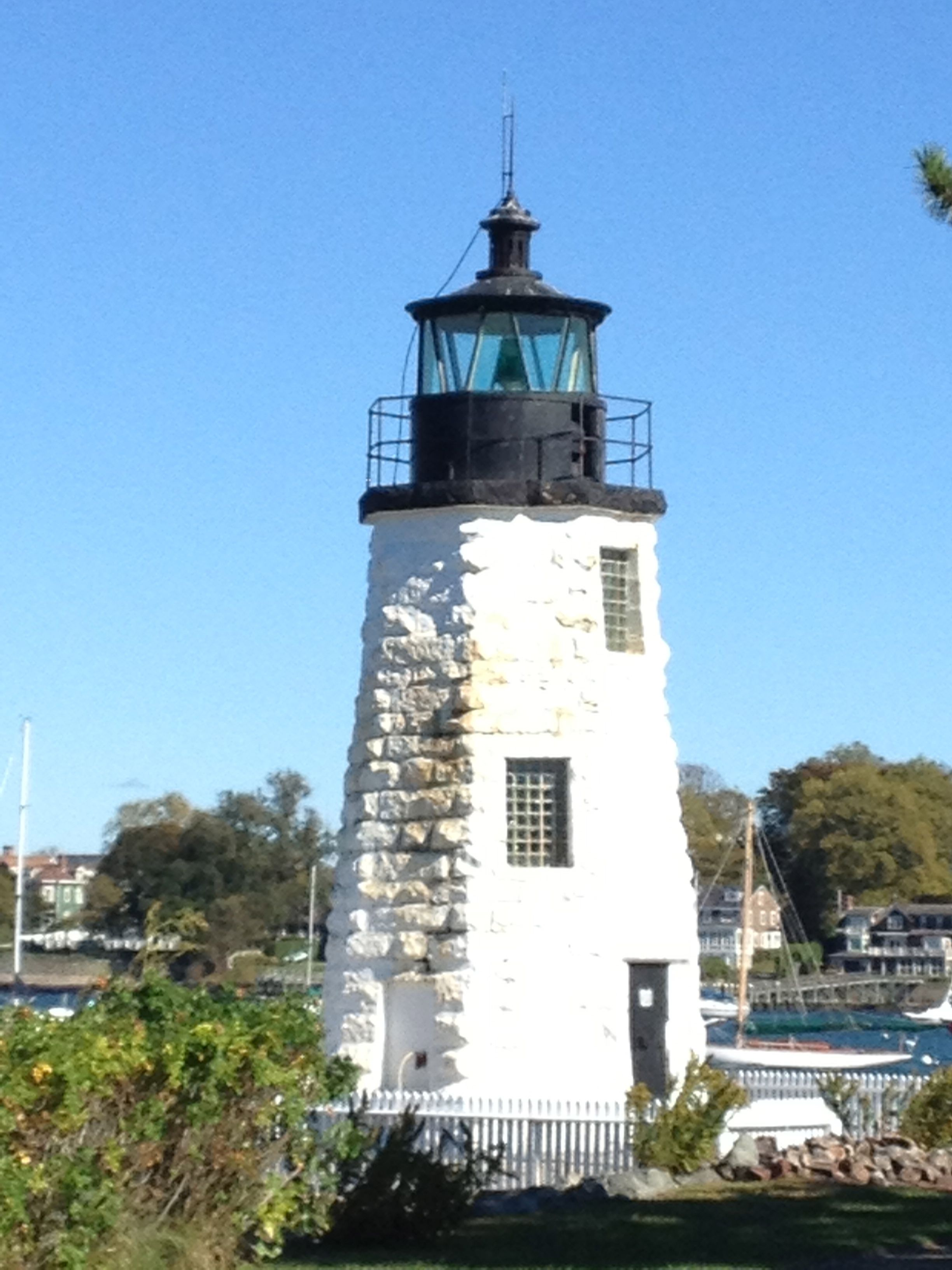 Goat Island Lighthouse - Picture of Kennebunkport ...  Goat Island Lighthouse