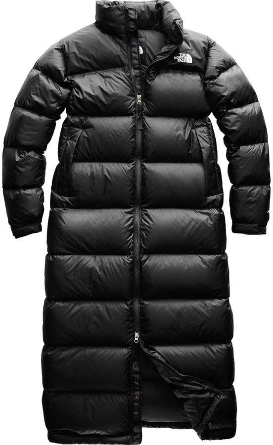 The North Face Nuptse Duster Down Jacket - Women s  c60d7948a