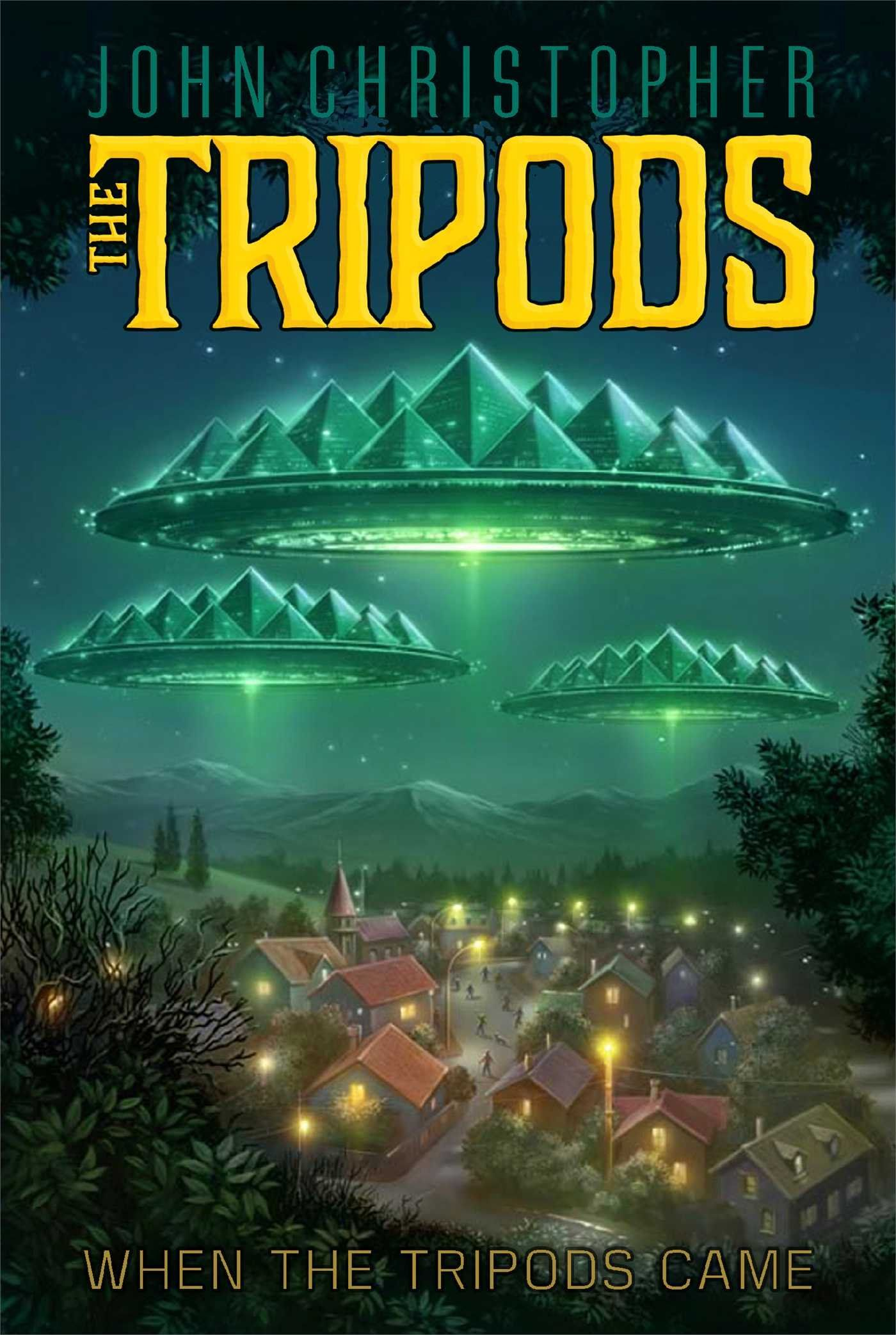 Uncategorized Tripod Books 7 first contact novels fiction and books