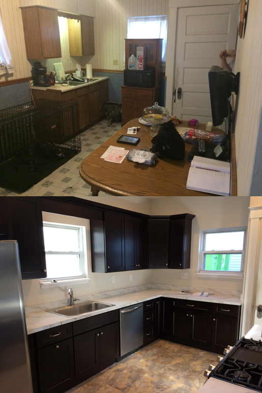 Captivating 3 Day Kitchen U0026 Bath Completely Remodeled This Cincinnati, OH Kitchen. A  Few Above And Beyond Requests From The Homeowner Made This Transformation  Take ONLY ...