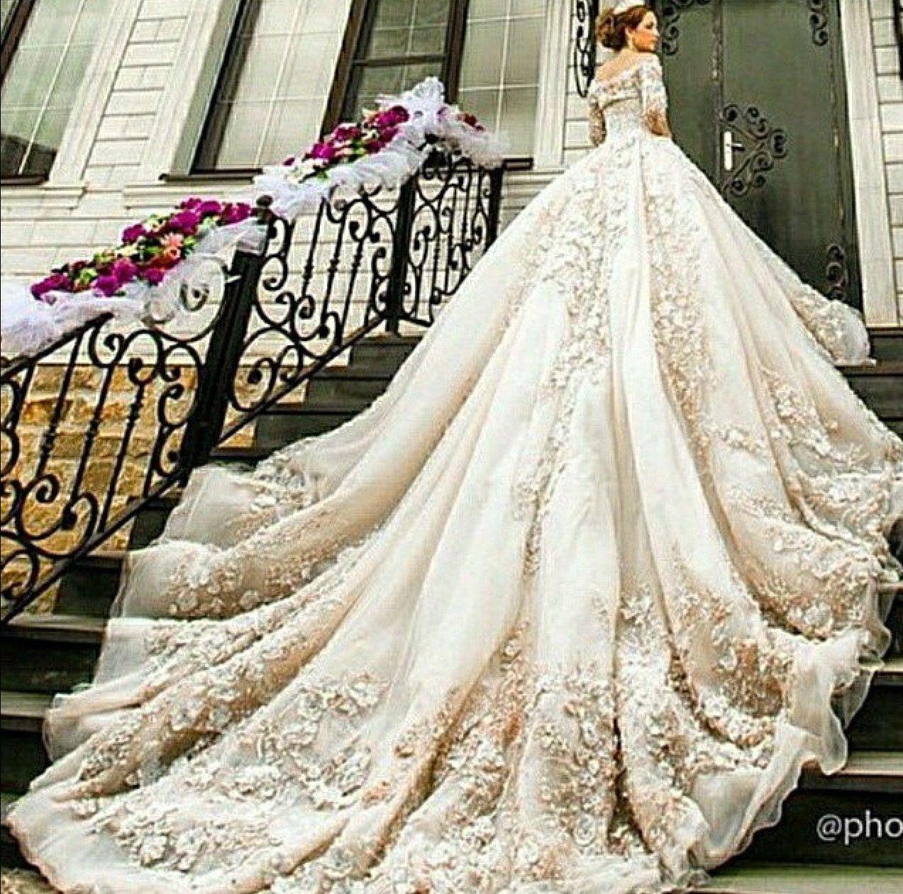 Pin von Anna Marie auf wedding   Pinterest   Hochzeitskleid, Kleider ...
