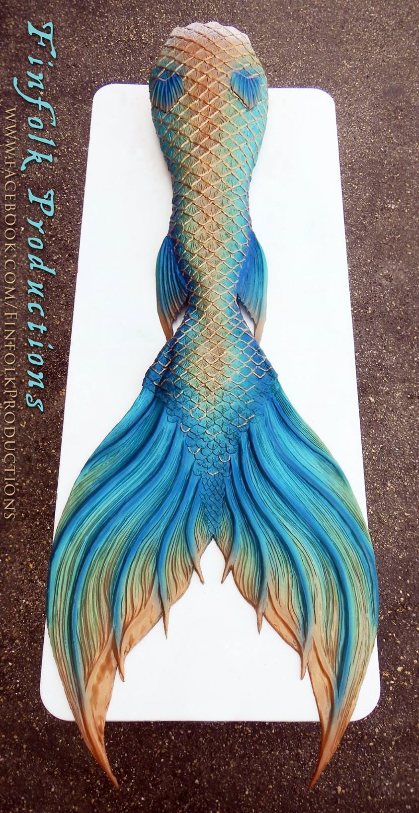 Finfolk Scales Mermaid Tail Collection Under