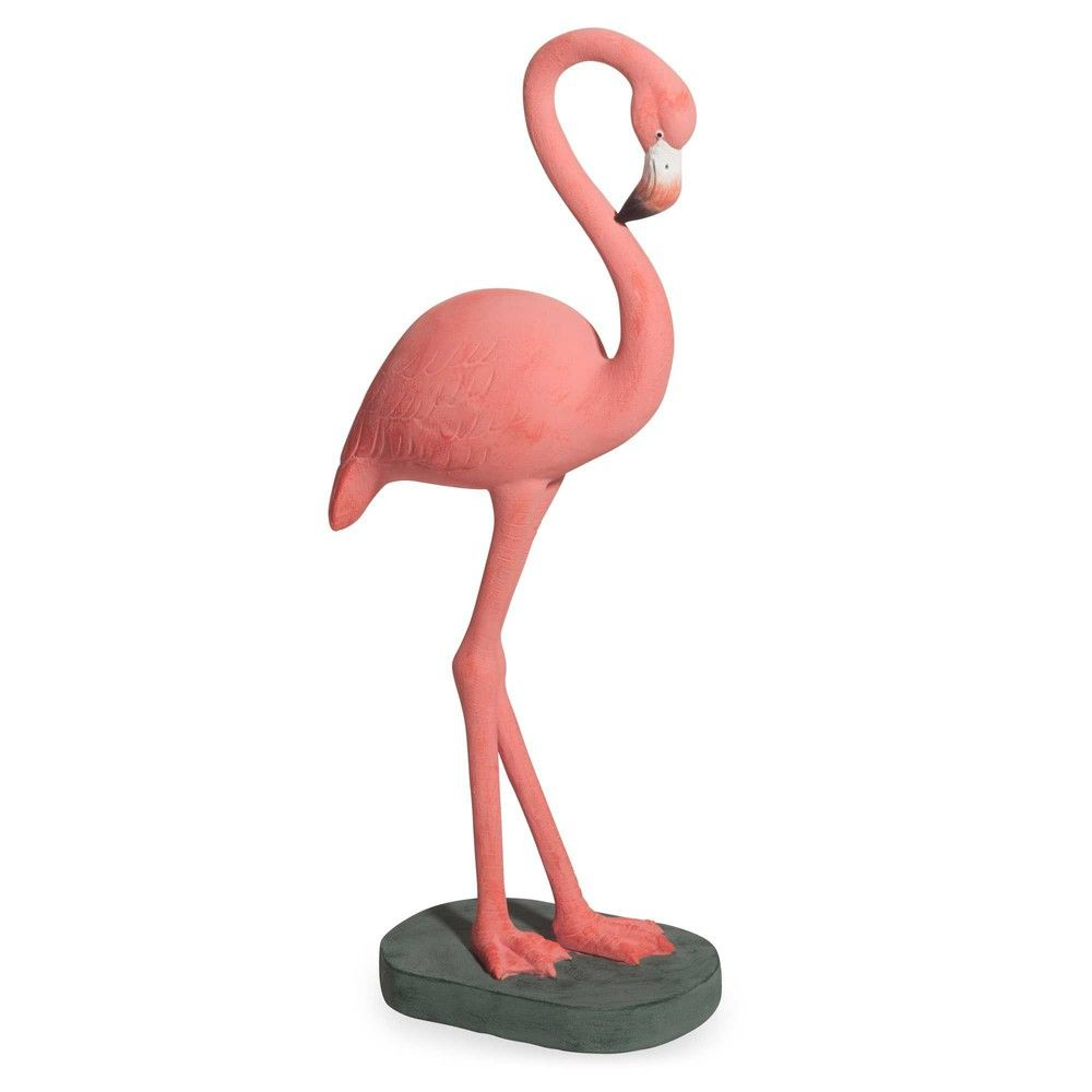 statuette flamant rose urban garden maisons du. Black Bedroom Furniture Sets. Home Design Ideas