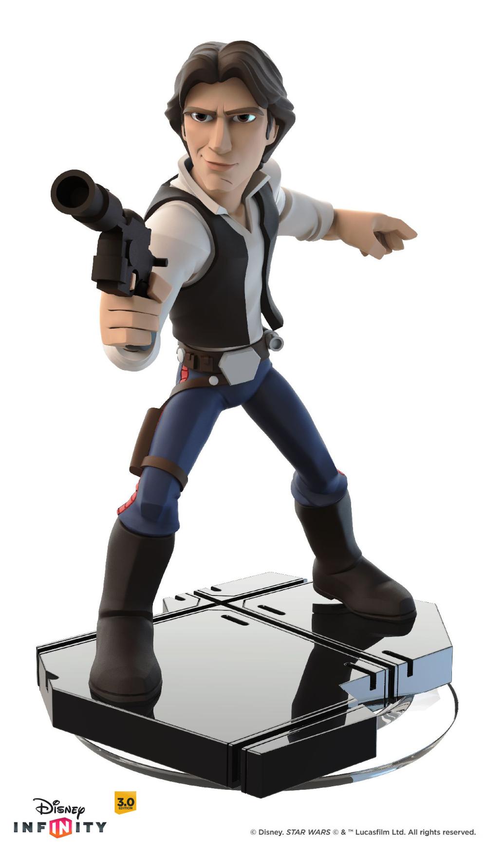 Artstation Han Solo Disney Infinity 3 0 Toy Sculpt Matt Thorup Disney Infinity Characters Disney Infinity Star Wars Disney Infinity