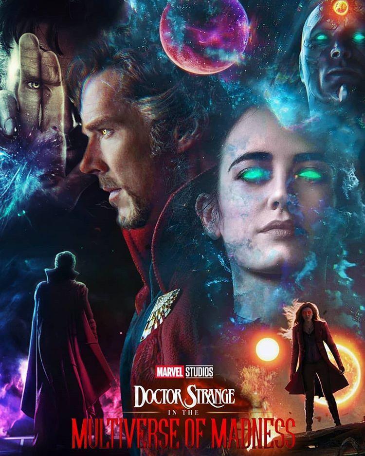 Clan Marvel En Instagram Doctor Strange In The Multiverse Of Madness Vengadores Avengers Marvelestudios Xmen Marvel Avengersinfinityw
