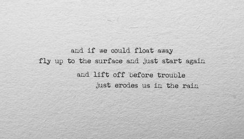 "favoritelittlelyrics: ""Coldplay, ""Us Against The World ..."