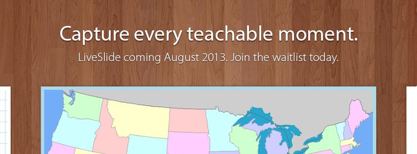 Tumblr of teacher Pinterest boards featuring LiveSlide | Technology