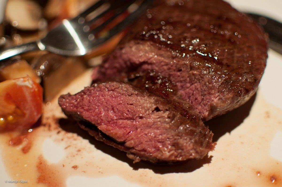 Preparing A Steak With The Airfryer Air Fryer Recipes How To