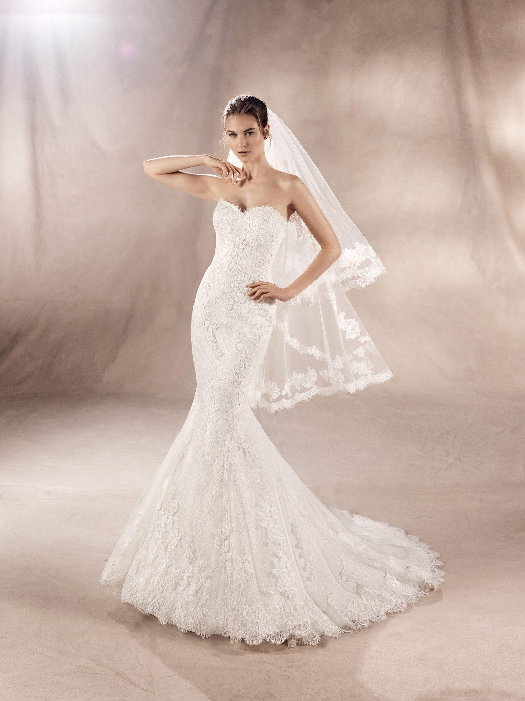 YUMEL beaded wedding dress | Hochzeit Julia&Markus | Pinterest ...