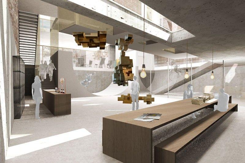 architectuur collage interieur - Google zoeken | project ...