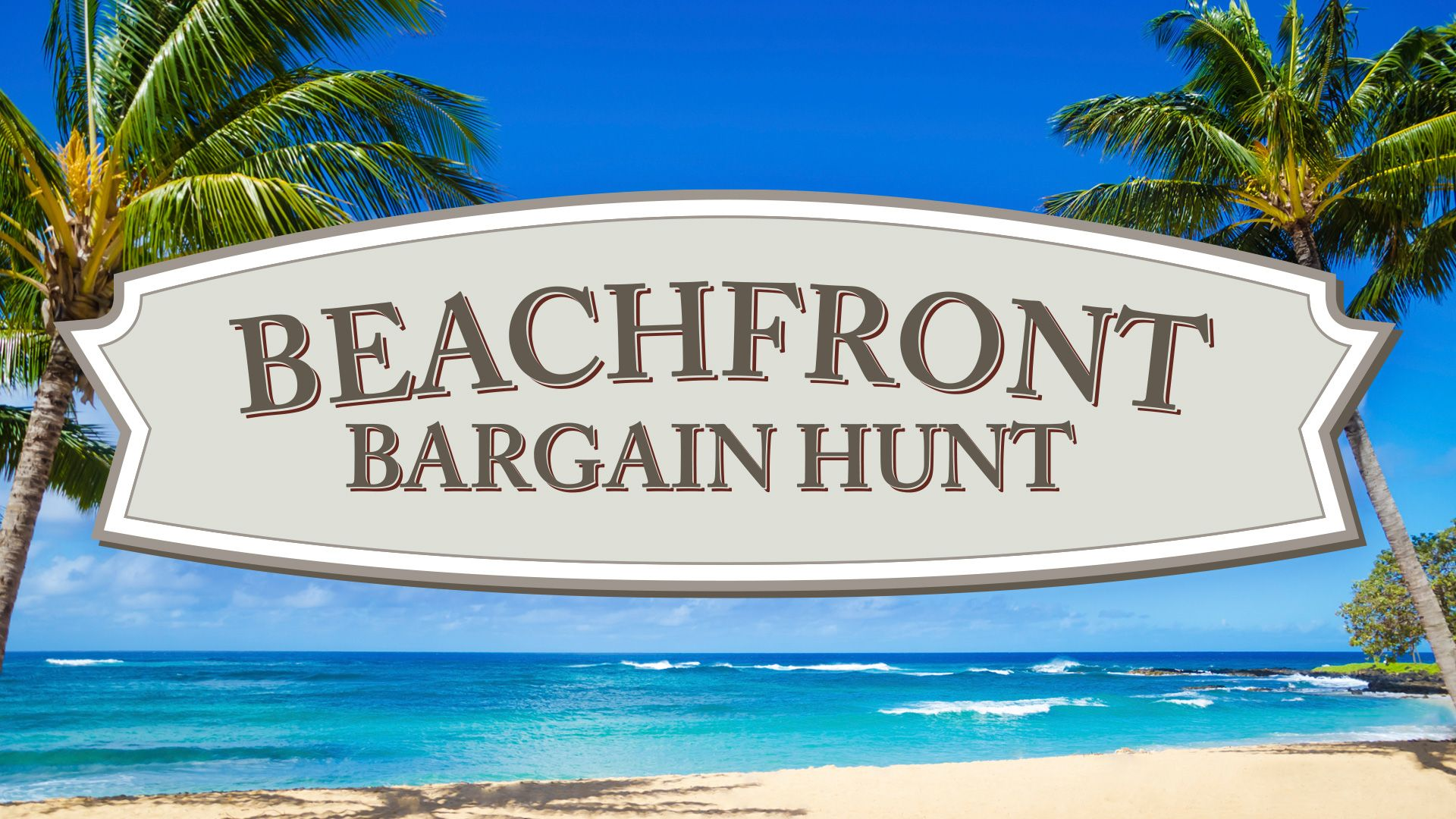 Beachfront Bargain Hunt Bargains Beach House Decor Home
