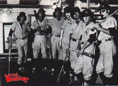 Fighting In Pro Sports Warrior Movie Warrior The Warriors Baseball Furies