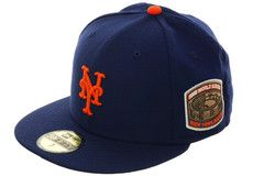 5ccca1ced93 New Era 59Fifty New York Mets 1969 World Series Fitted Hat - Royal ...