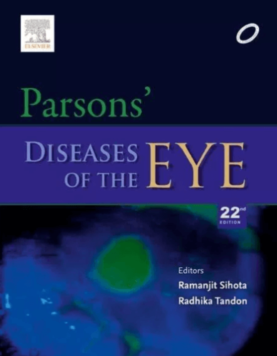 Parsons Diseases Of The Eye 22nd Edition Pdf Download Free In 2020 Diseases Of The Eye Medical Textbooks Disease