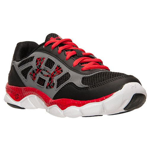 4f837be4e663e Boys' Big Kids' Under Armour Engage BL Running Shoes | For the boys ...