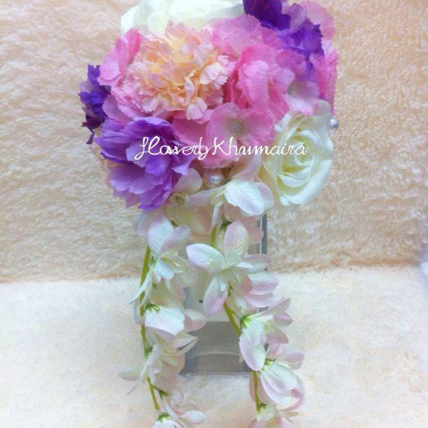 Hand bouquet altificial | HAND BOUQUET FRESH FLOWER | Pinterest ...