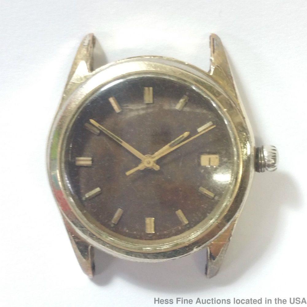 3e38c8400ea Rolex Geneva Tudor Prince Oysterdate 7911 Running Tropical Brown Dial To  Restore  Tudor  Sport