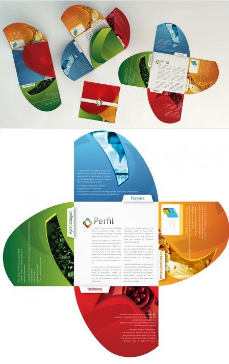 leaflet design ideas