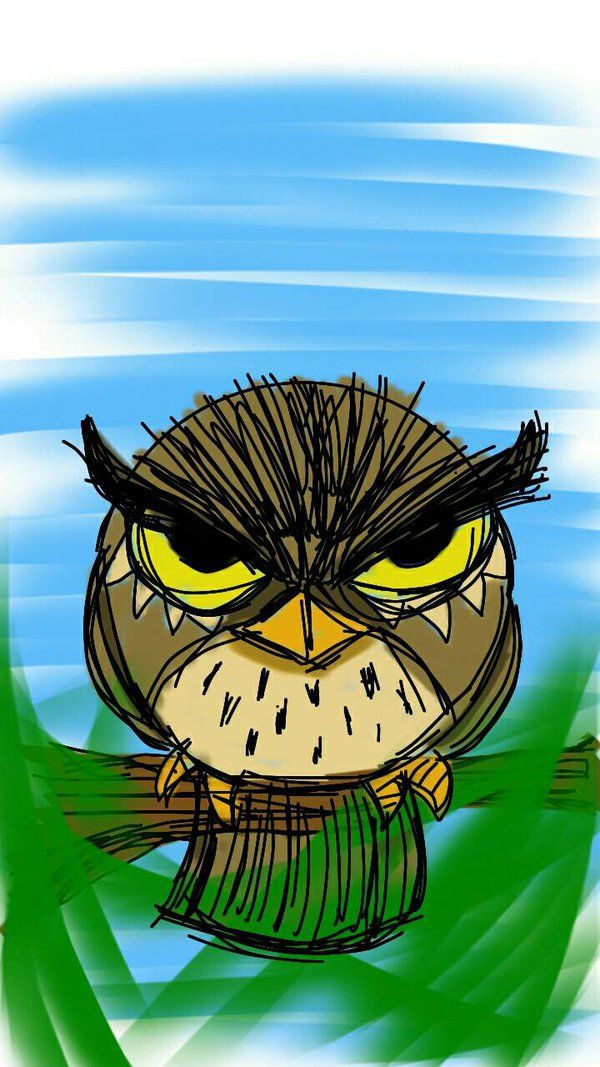 owl by zetongt on DeviantArt