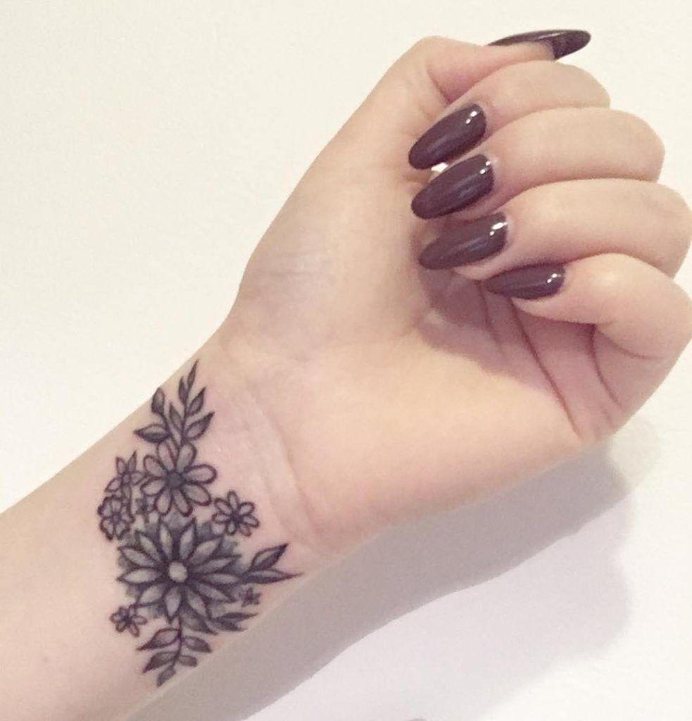 Small tattoo ideas on wrist  small u meaningful wrist tattoo ideas  tattoos  pinterest